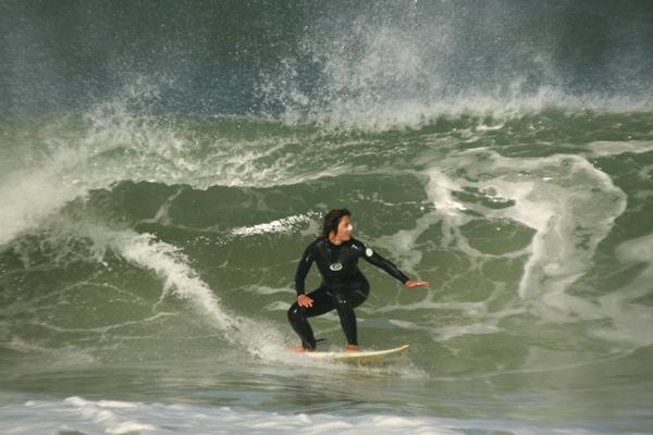 surfen frankreich atlantik anfänger